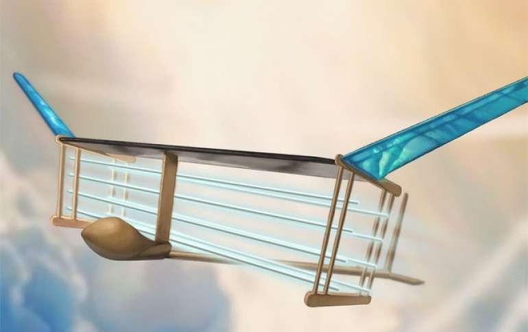Engineers Fly First-ever Plane Powered by Flow of Ions