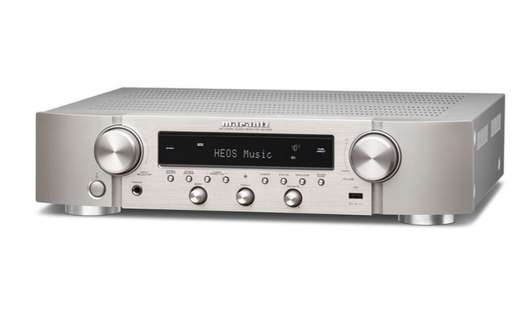 Marantz Launches the NR1200 Stereo Receiver For Music Lovers
