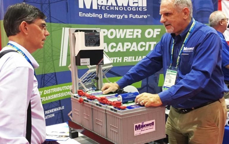 Tesla to Buy Battery Technology Maker Maxwell Technologies