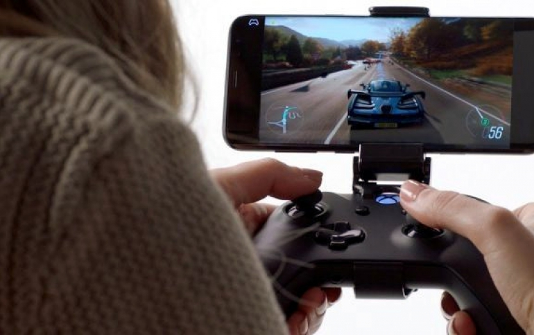 Microsoft's Project xCloud Moving to Next Phase