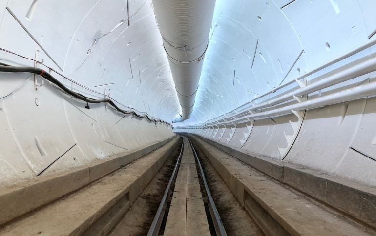 Elon Musk to Unveil Underground Tunnel and Transport Cars