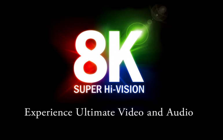 NHK Starts Broadcasting the World's First 8K Service