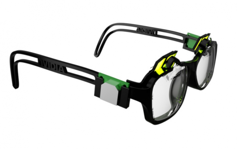 "Nvidia Demonstrates ""Prescription AR"" Glasses"