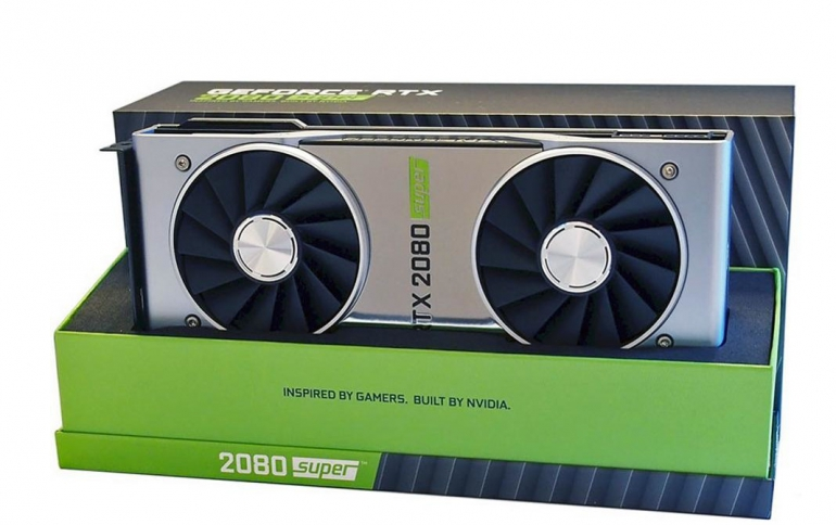 NVIDIA Releases the GeForce RTX 2080 Super Graphics Card