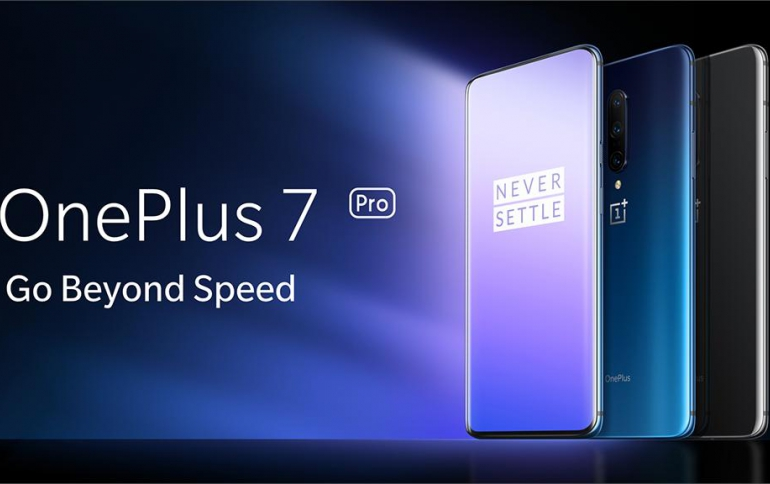 Introducing the OnePlus 7 Pro Smartphone