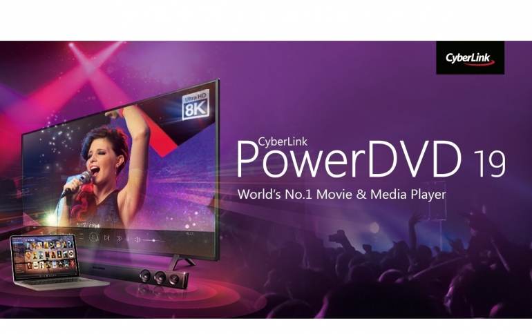 PowerDVD 19 Media Player Supports 8K Video Playback