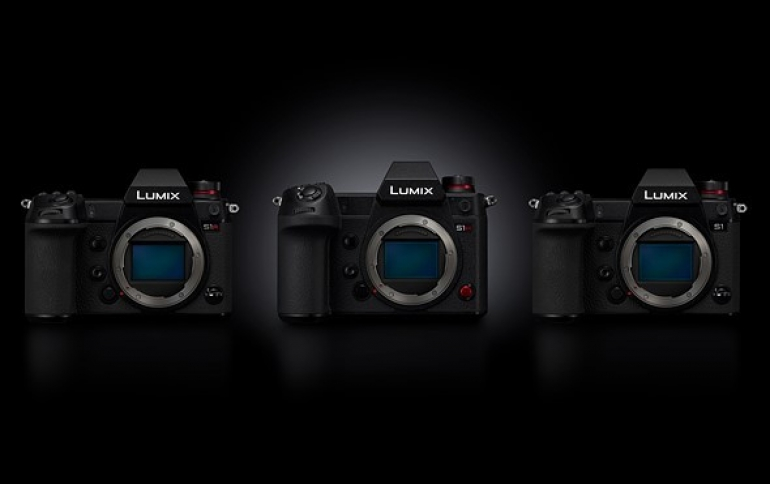 Panasonic's Lumix DC-S1H Camera Captures 6K Video