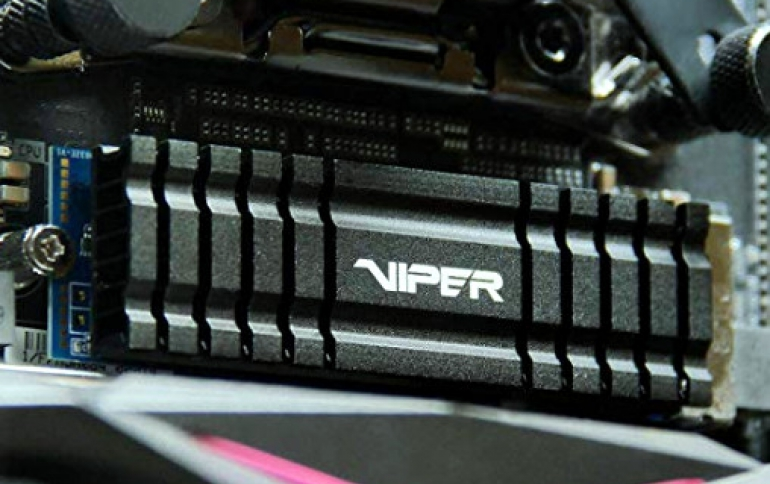 Viper Gaming Releases The VPN100 NVMe PCIe M.2 SSD