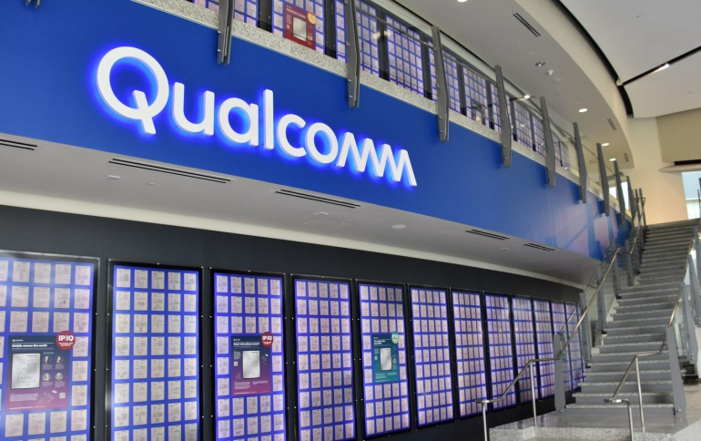 Qualcomm Reports Revenue on Strong Licensing Business