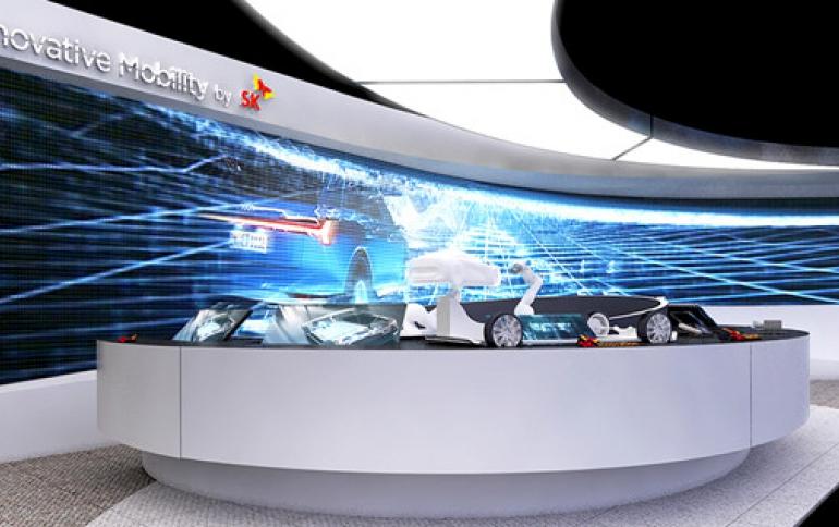 SK hynix Looks Beyond DRAM, Works on SoCs for Vehicles