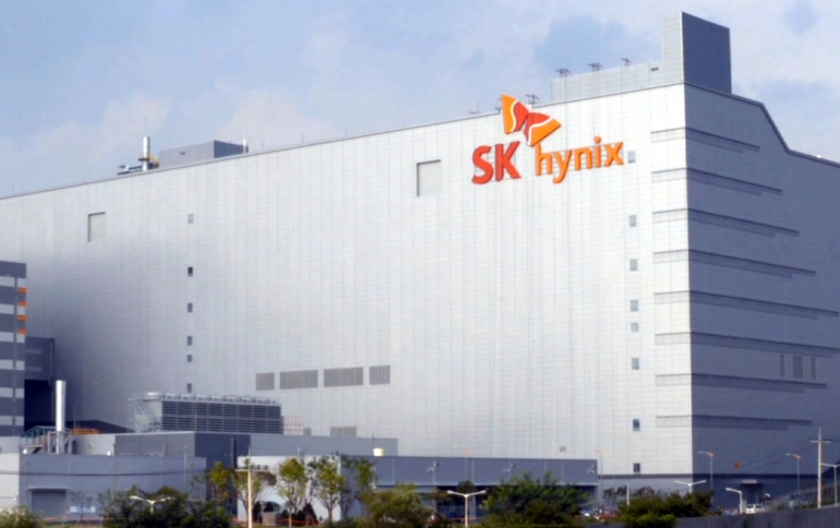 SK hynix Could Buy Intel's Dalian Memory Plant