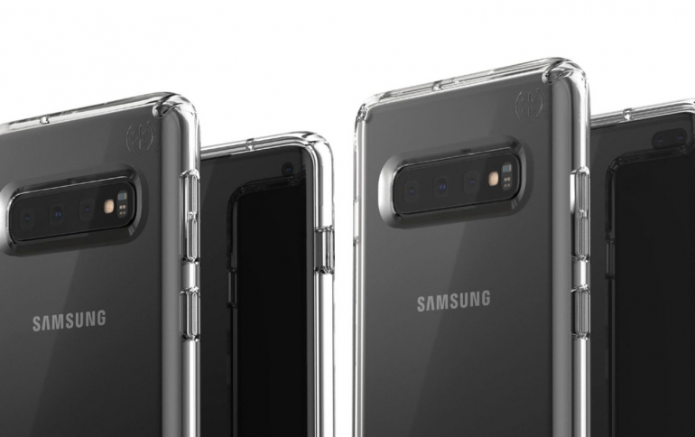 Samsung Could Include Blockchain Wallet With The Galaxy S10 Series