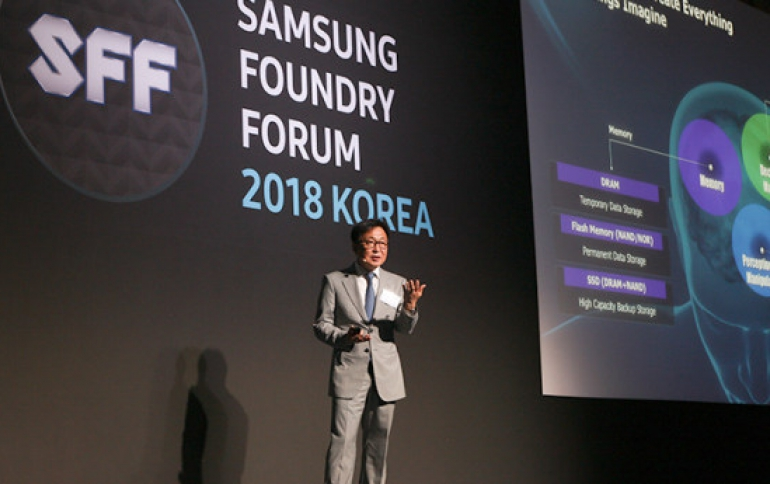 Samsung to Produce 7nm IBM CPUs