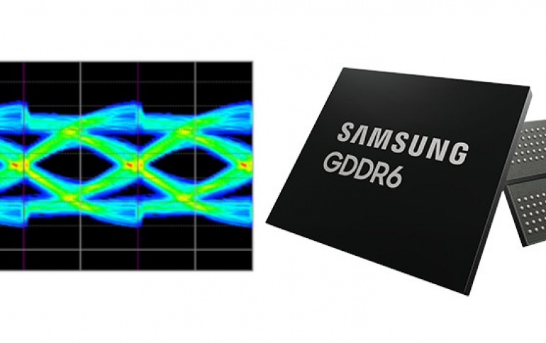 Cadence Announces Tapeout of GDDR6 IP on Samsung's 7LPP Process