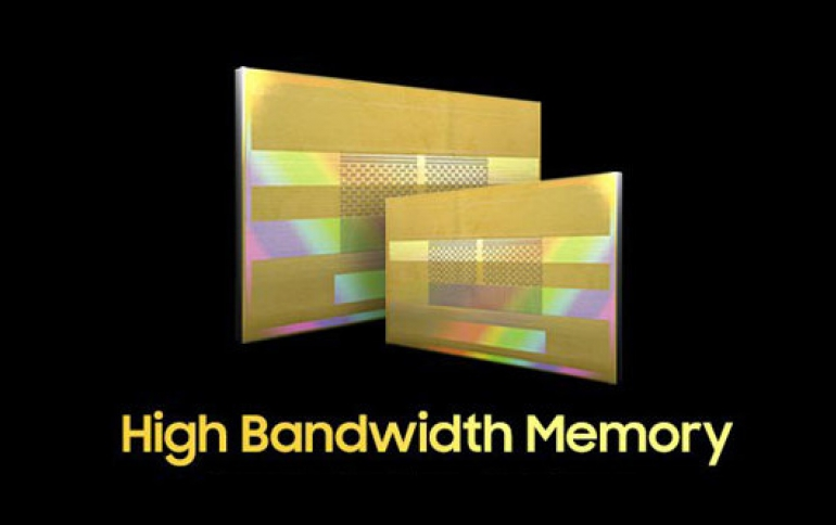 Samsung Introduces New 'Flashbolt' HBM2E Memory Technology For Data Centers, Graphic Applications, and AI