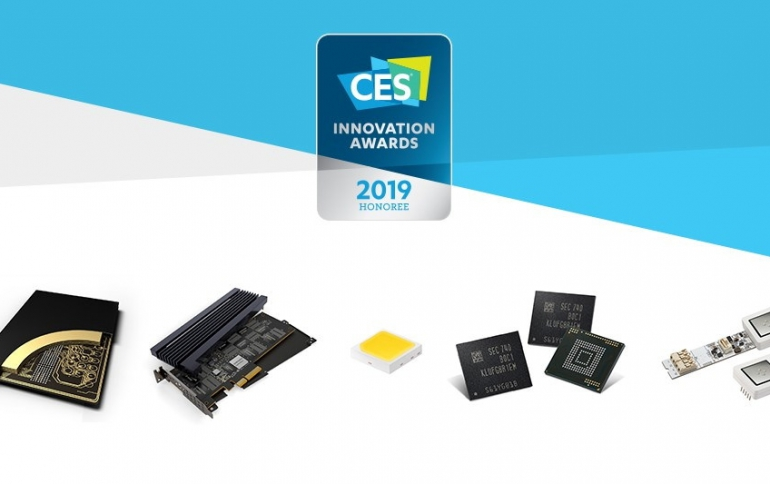 Samsung's Semiconductor and Automotive Solutions at CES 2019
