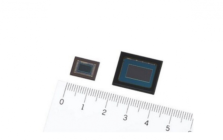 Sony to Release Two 4K-Resolution CMOS Image Sensors for Security Cameras