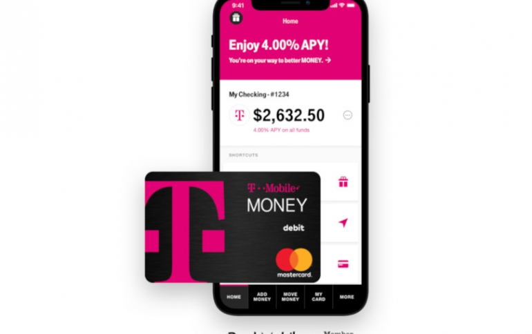T-Mobile Launches T-Mobile MONEY App Checking Account