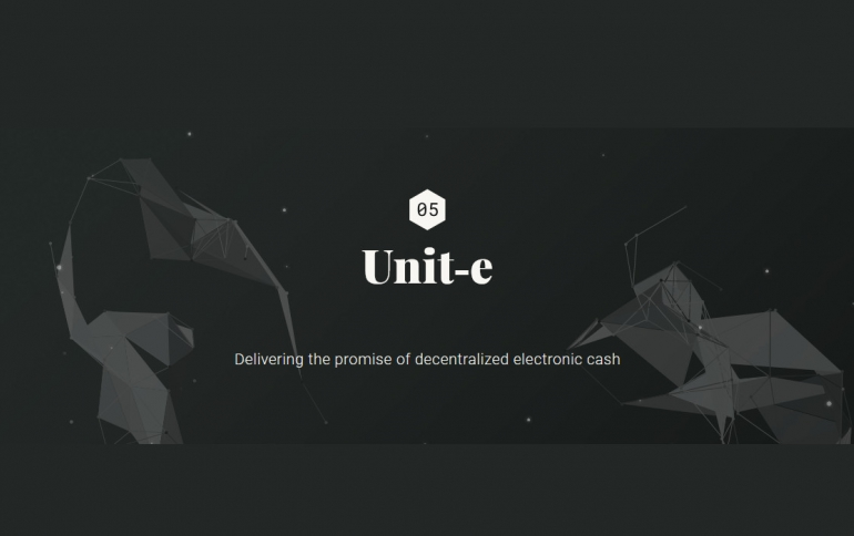Academics Launch the Unit-e Decentralized Payments Network