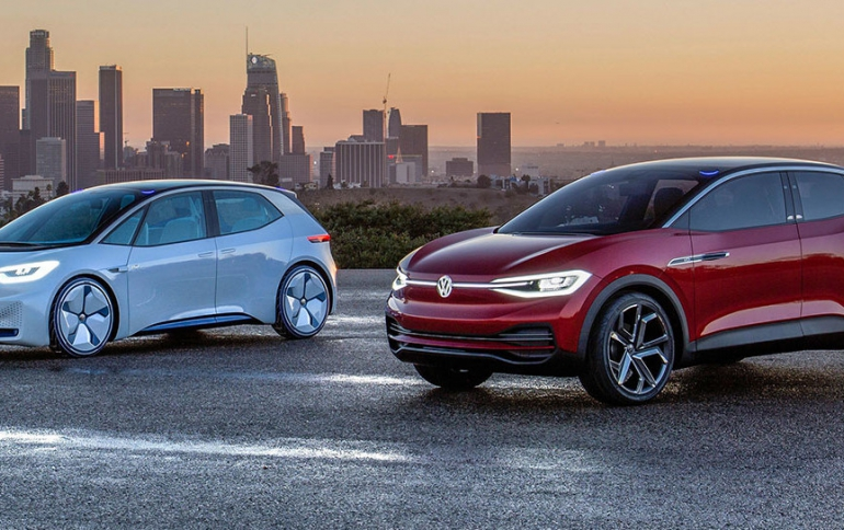 VW to Release More Than 36 Electric Models by 2025