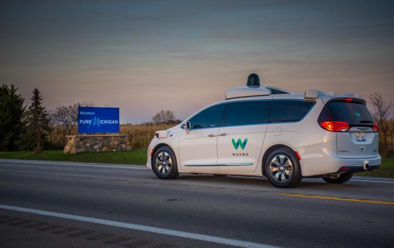 Waymo to Build Self-driving Cars in Michigan