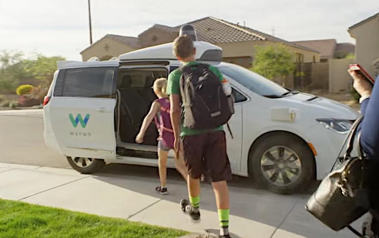 Waymo to Start Driverless Car Service in December