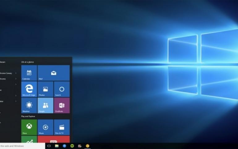 Windows 10 to Reserve Storage for Updates