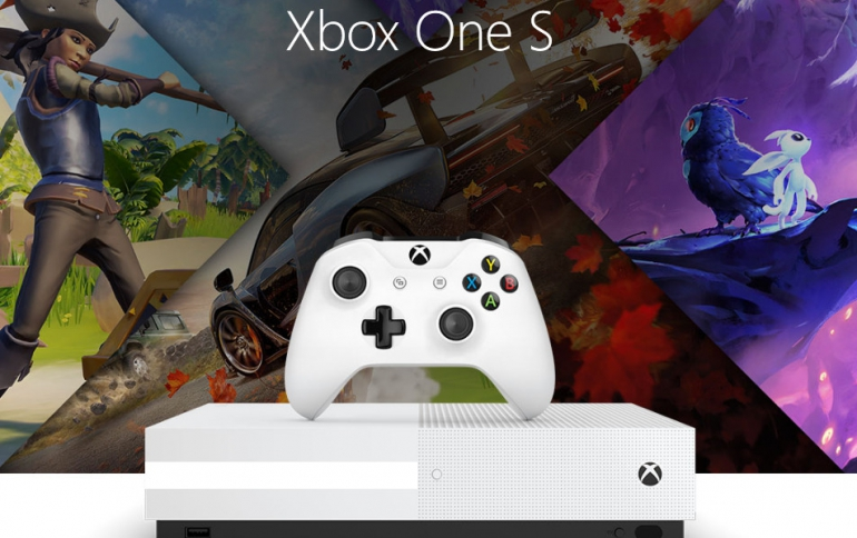 Microsoft Said to Release Disc-less Xbox One S Soon