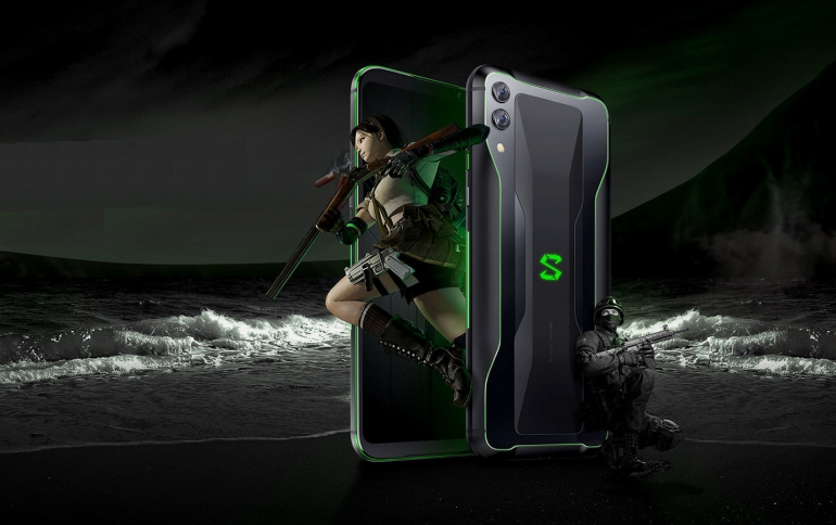 Xiaomi Launches the Black Shark 2 Gaming Smartphone