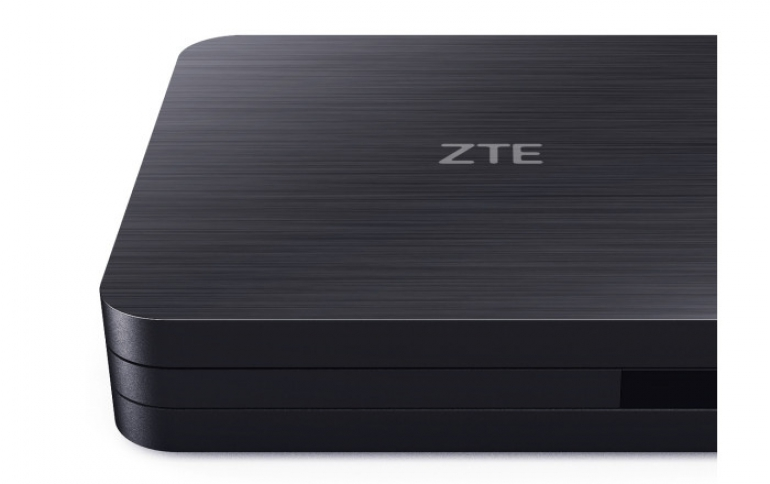 ZTE Launches the Second-generation 4K AI Voice Setbox
