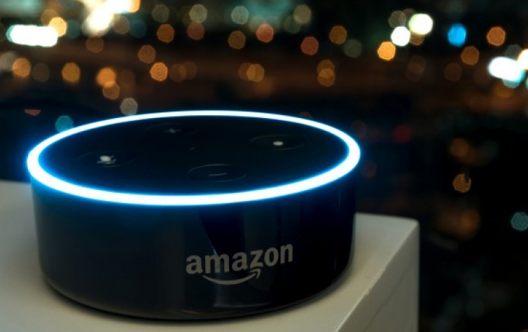 Amazon Listens to What You Tell Alexa in Order to Improve it