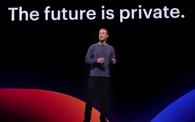 Day 1 of F8 2019: New Privacy-Focused Facebook, Messaging Apps, and More