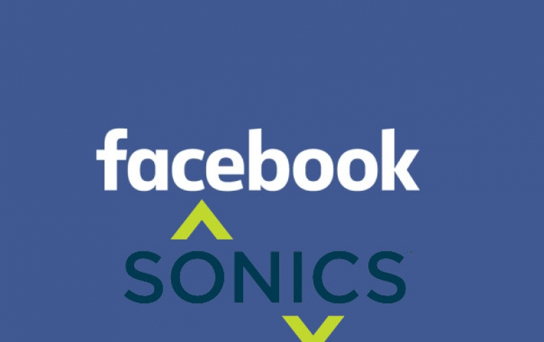 Facebook Buys Interconnect IP Company Sonics