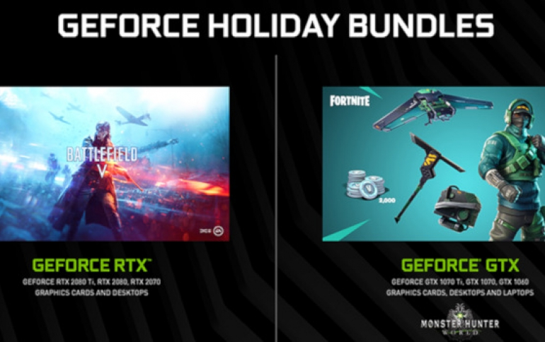 These Are Nvidia's GeForce Game Bundles For This Holiday Season