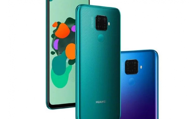 Huawei Nova 5i Pro Comes With a Quad-camera and Kirin 810 SoC