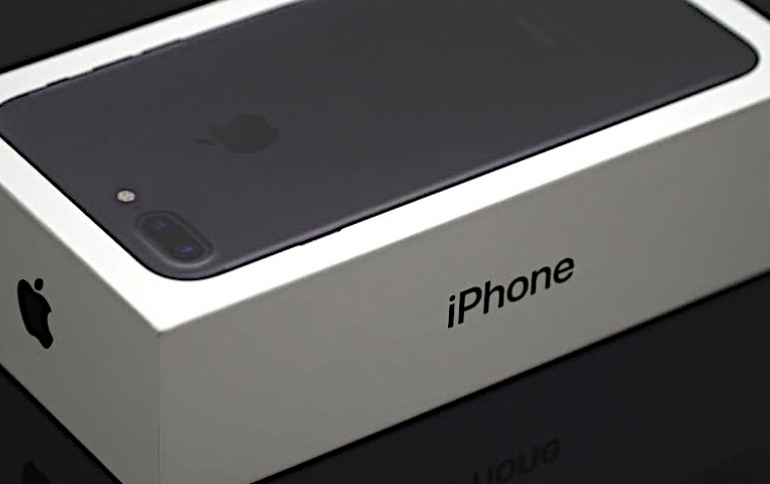 Foxconn's and TSMC's November Sales Counter iPhone Concerns