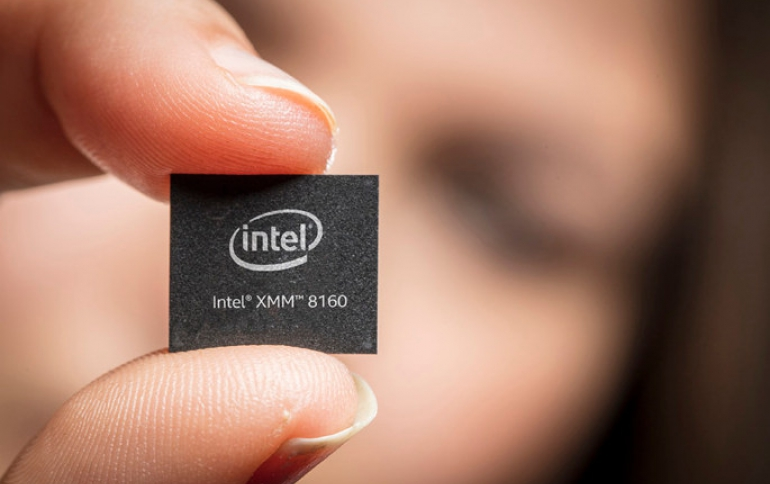 Intel XMM 8160 5G Multimode Modem Coming Next Year