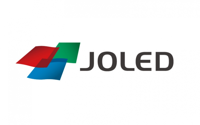 JOLED Builds Mass-Production Lines in Chiba Site for Post-Process of Printed OLED Displays