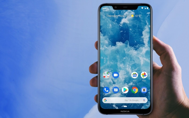 "Nokia 8.1 Launches For the ""Affordable Premium"" Market"