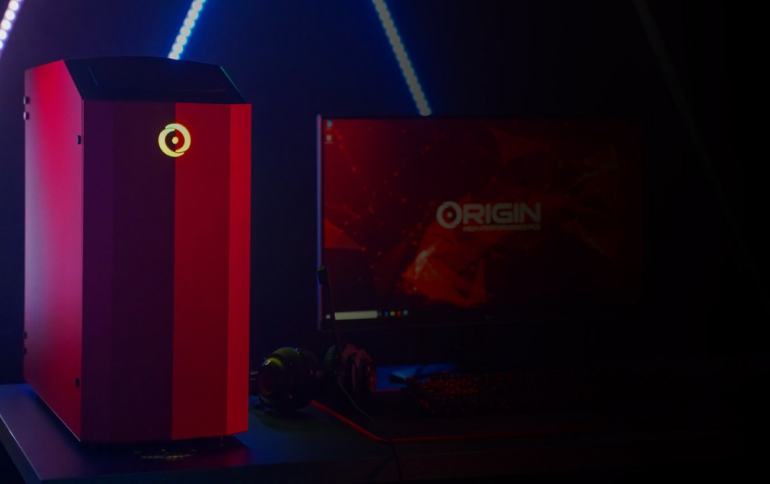 CORSAIR Acquires ORIGIN PC