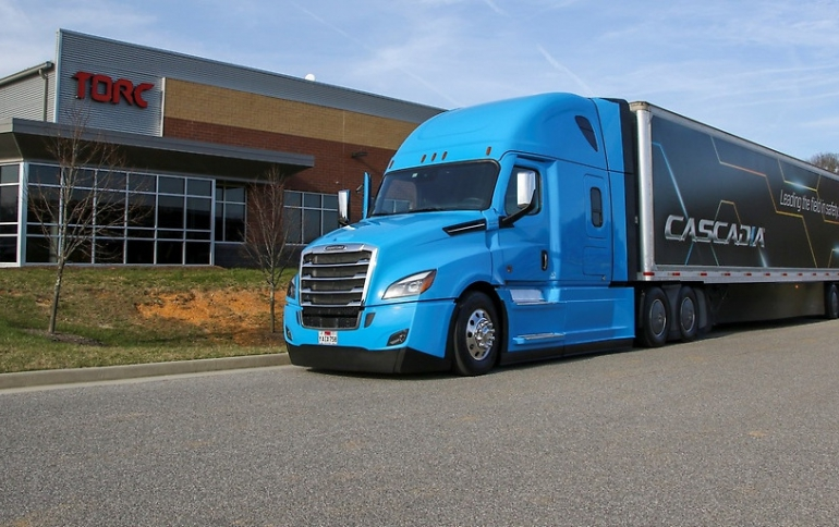 Daimler Steps Up the Pace on Self-Driving Trucks With Acquisition of Torc Robotics