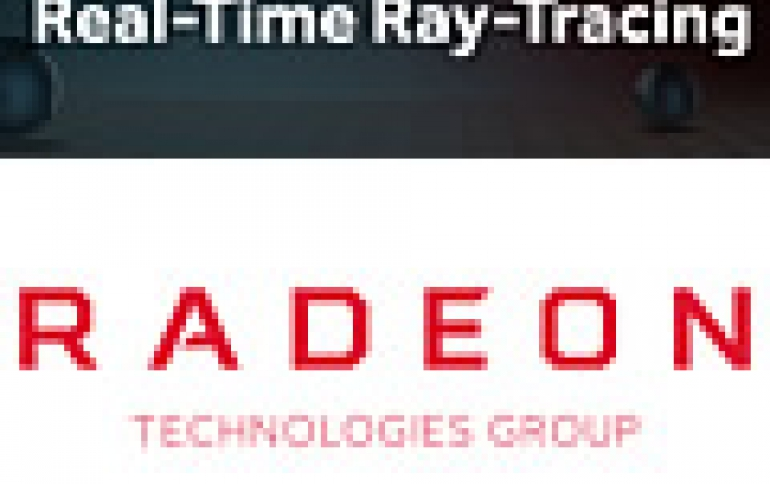AMD Announces Real-Time Ray Tracing For ProRender Rendering Engine and Radeon GPU Profiler 1.2