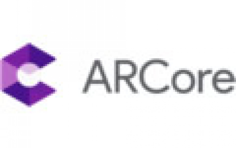 Google's Augmented Reality SDK ARCore 1.0 Released, Google Lens Updated