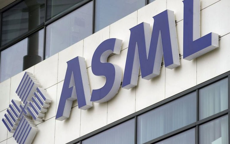 ASML's Solid Q1 Results Demonstrate Further Adoption of EUV Technology