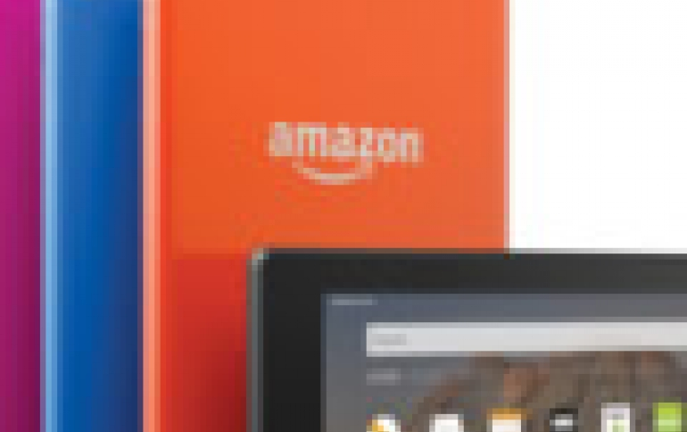 Amazon Quietly Drops Encryption In Fire Tablet Software