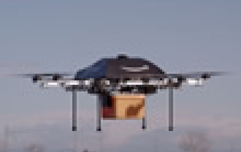 Amazon Drones Cleared For Take Off