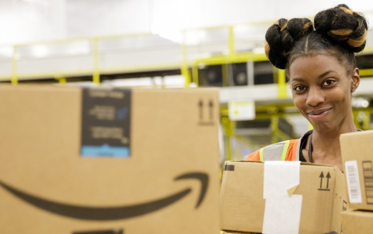 Amazon Raises Minimum Wage to $15