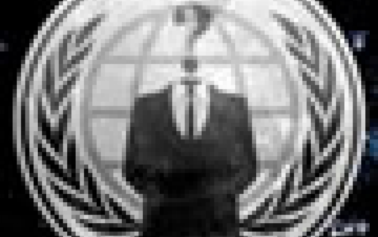 DoJ Website Possibly Hacked By Anonymous