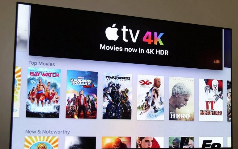 New 4K Apple TV will Only Stream iTunes 4K Content
