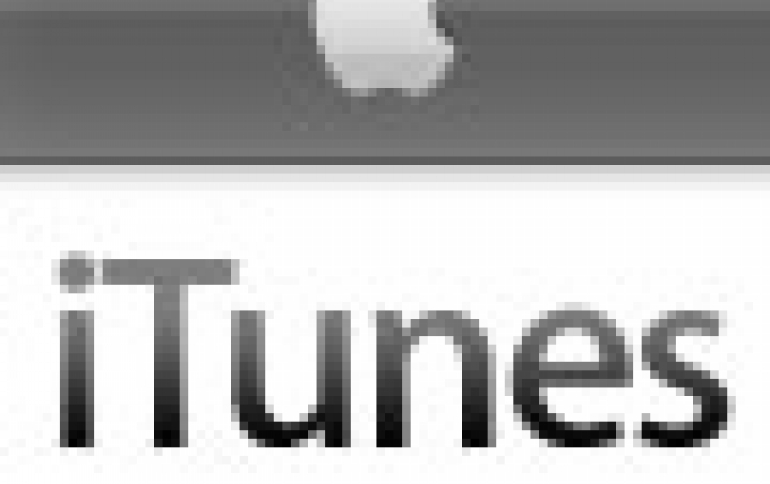 iTunes Remains Top Music Download Service